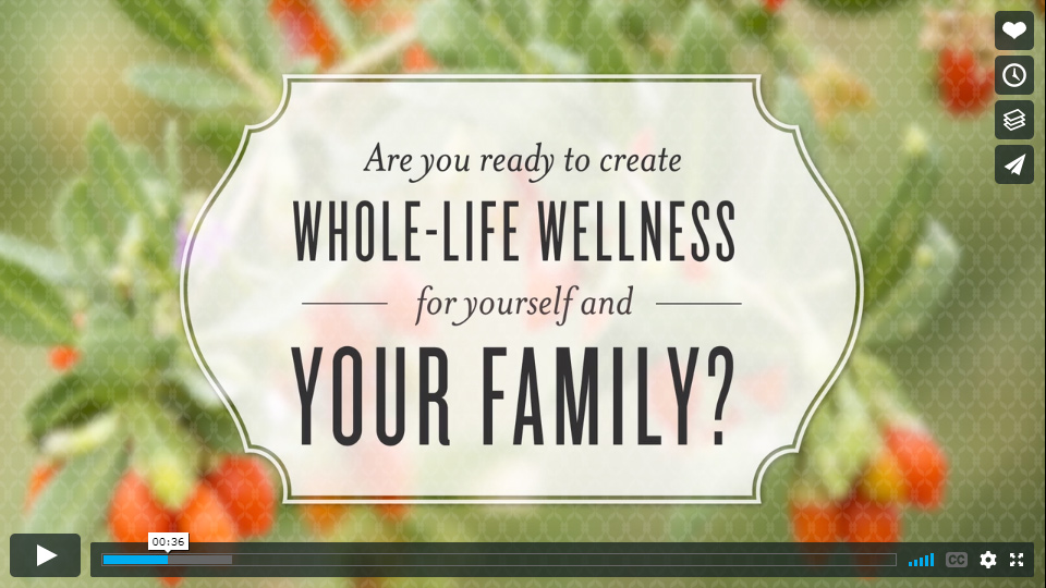 The Young Living opportunity video on Vimeo
