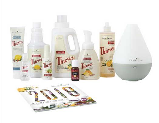 Thieves cleaning products series