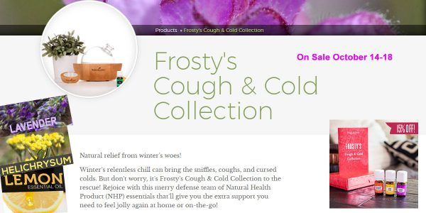 Frosty's Cough & Cold Collection