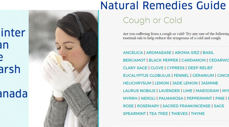 Cough and Cold natural remedies